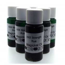 10ml XXX Strength Rue Herbal Spell Oil