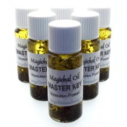 10ml Master Key Herbal Spell Oil Increase Power