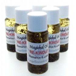 10ml Rekindle Herbal Spell Oil Romance and Love