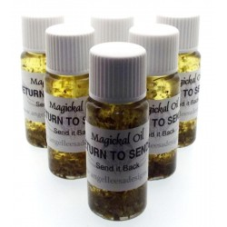 10ml Return to Sender Herbal Spell Oil Send it Back