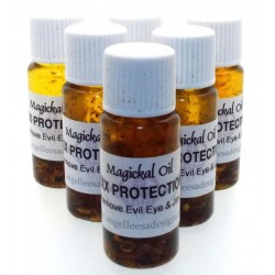 10ml XXX Strength Protection Herbal Spell Oil