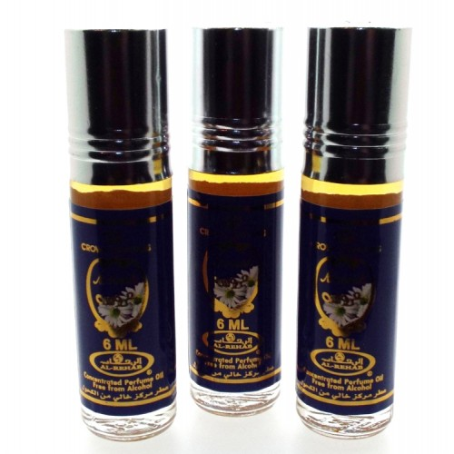 6ml Roll on Bottle Aroosah Attar Perfume Oil