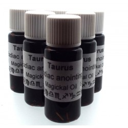 10ml Taurus Zodiac Oil